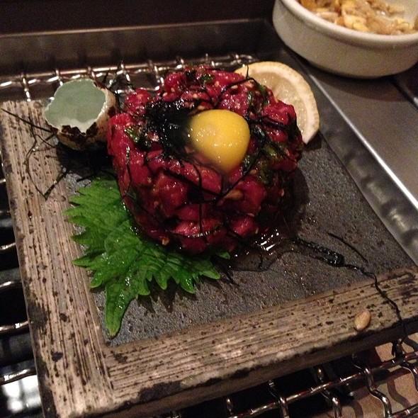 Yukke @ Takashi Restaurant