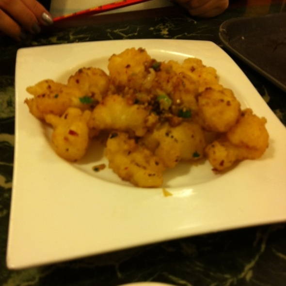 Salt and Pepper Squid @ Hue KY MI Gia