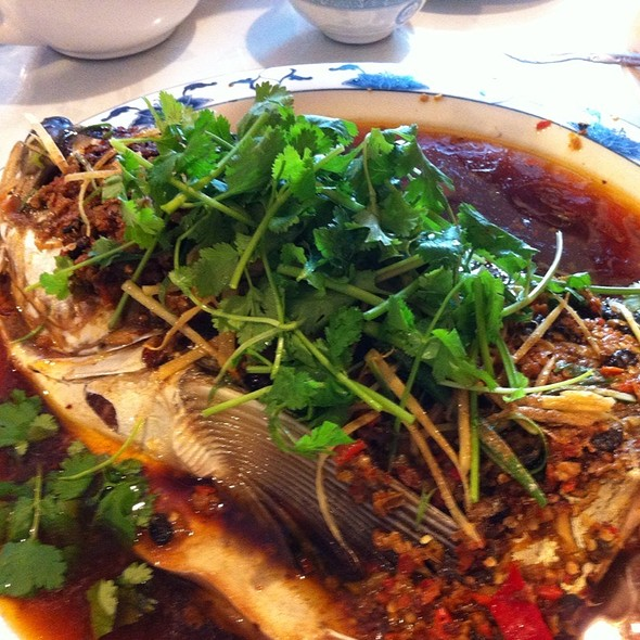 Hunan Style Chopped Chili Fishhead