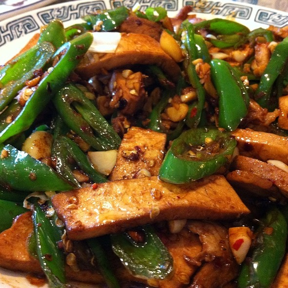 Hunan Shredded Beancurd W/ Pork
