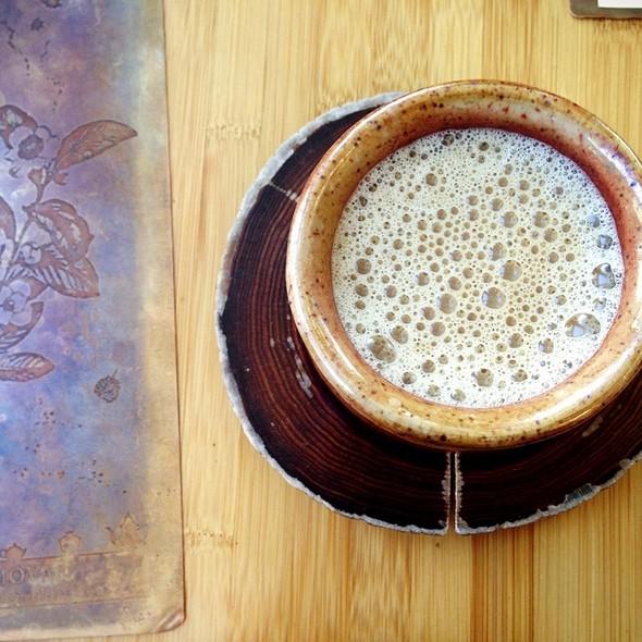 Masala Chai @ Samovar Tea Lounge