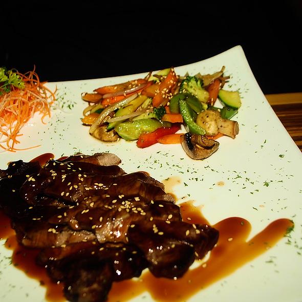 Beef Terriaki @ Hayashi Sushi & Grill