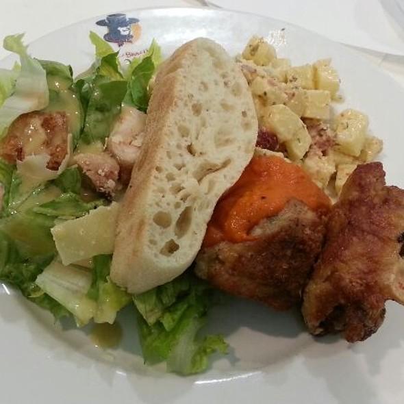Margarita Chicken @ Fogo Brazilia