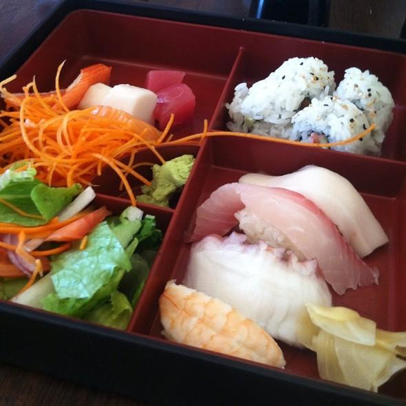 Sushi Bento Box - ZEN on Ten, Atlanta, GA