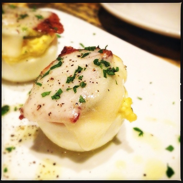 Deviled Eggs @ Marlowe
