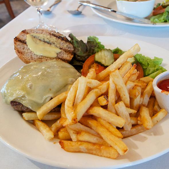 Hamburger Provençal - La Provence, Roseville, CA