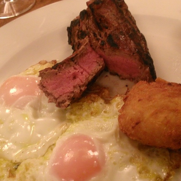 Steak & Eggs