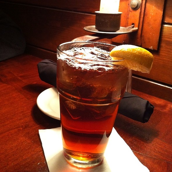 Iced tea - Hereford House - Independence, Independence, MO