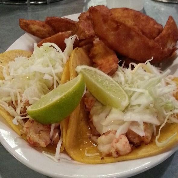 Longostino Seafood Tacos