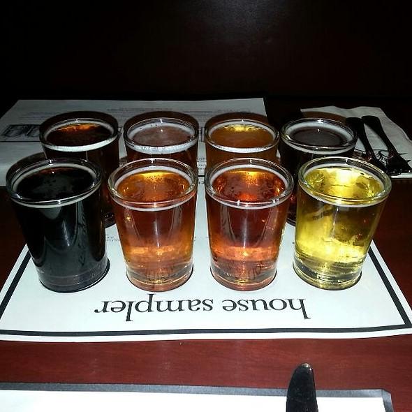 Beer Sampler - Iron Hill Brewery - Lancaster, Lancaster, PA