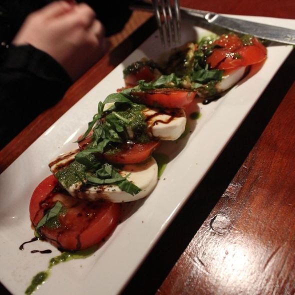 Caprese Salad @ Sofia Italian Kitchen & Bar