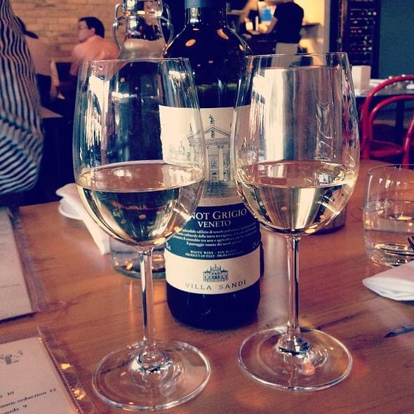 Pinot Grigio - Nordeen, Toronto, ON