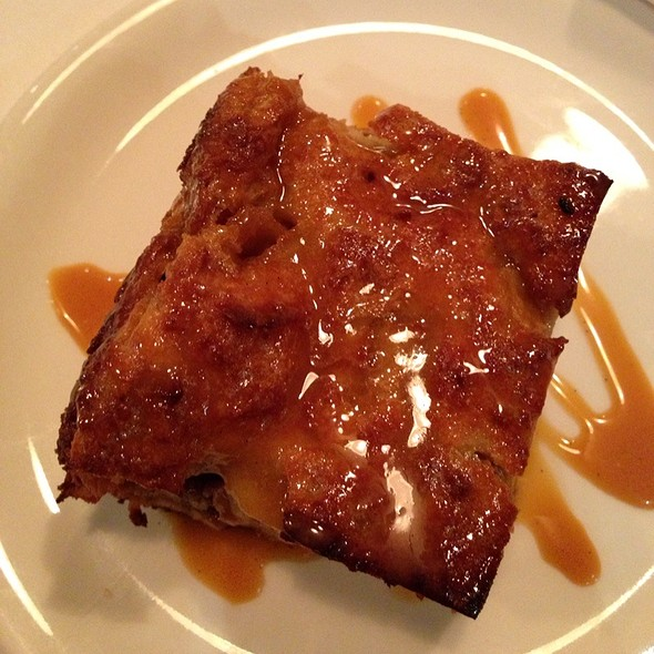 Bread Pudding @ The Corner Store