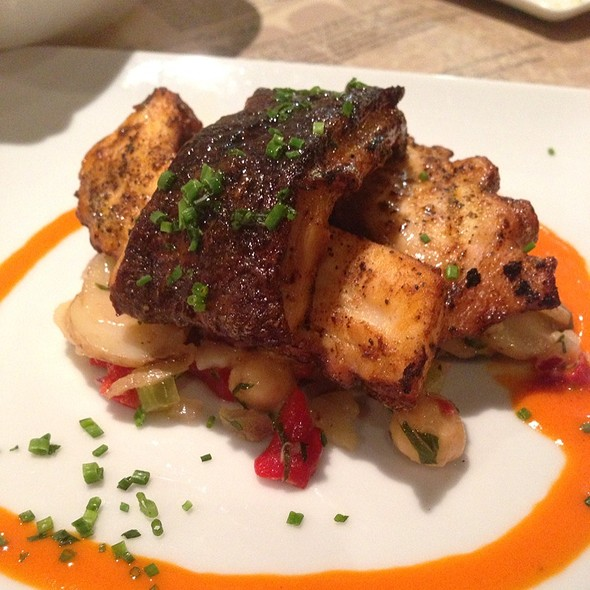 Grilled Baby Octopus - Estadio, Washington, DC