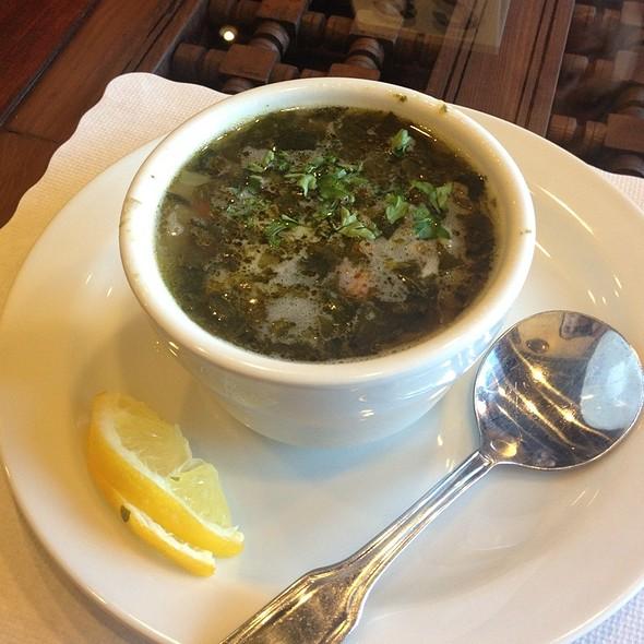 Lentil Soup - Ali Baba, South San Francisco, CA