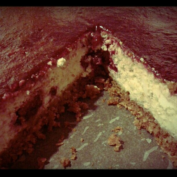 Cheesecake @ Fra's Home