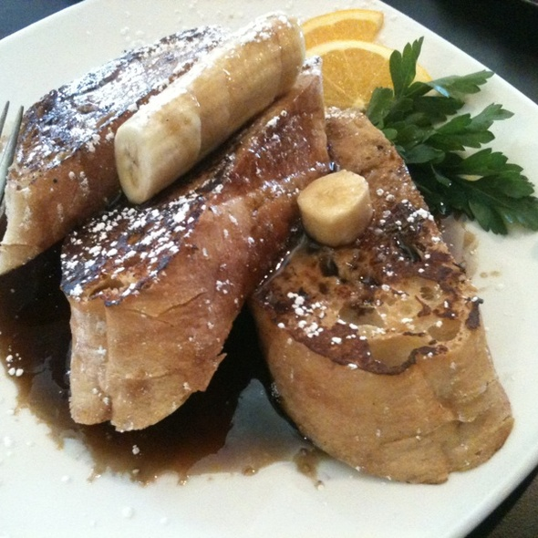 Fosters French Toast @ Grill At Harryman House