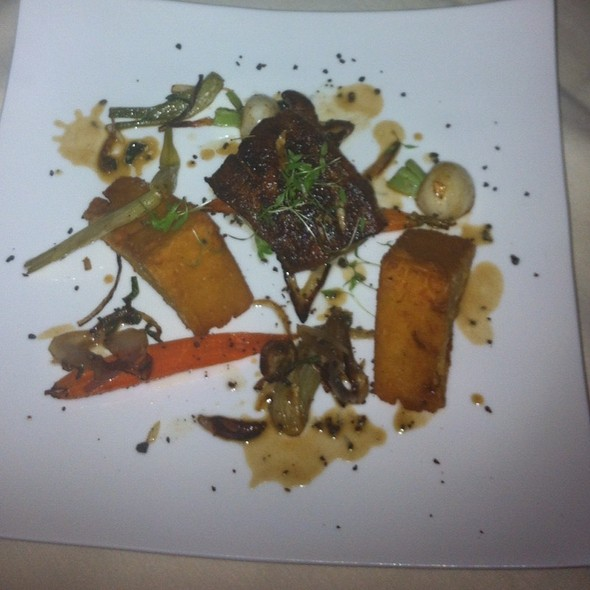 Opakapaka Fish - The Restaurant at Hotel Wailea, Wailea, HI