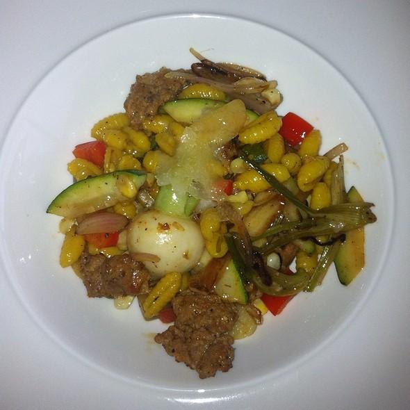 Orechiette With Sausage Appetizer - The Restaurant at Hotel Wailea, Wailea, HI