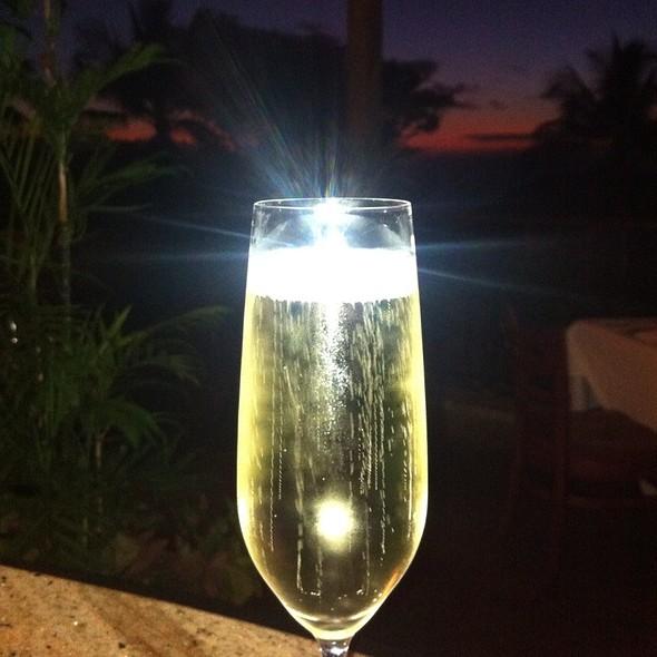 Prosecco - The Restaurant at Hotel Wailea, Wailea, HI