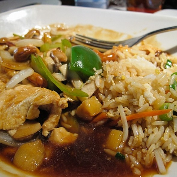 Almond And Cashew Chicken @ P.F. Chang's China Bistro