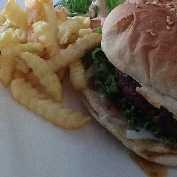 Burger Bakar