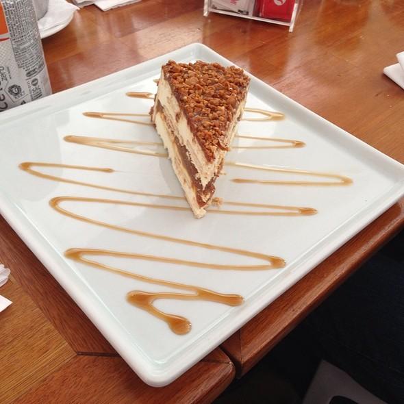 Torta Crocante