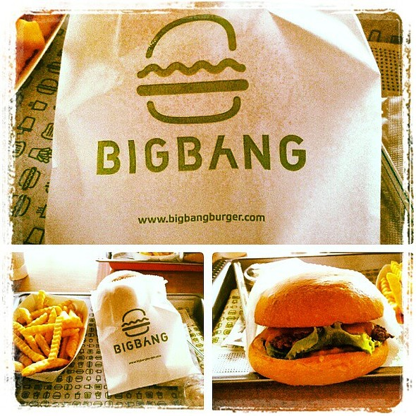 @ Big Bang Burger