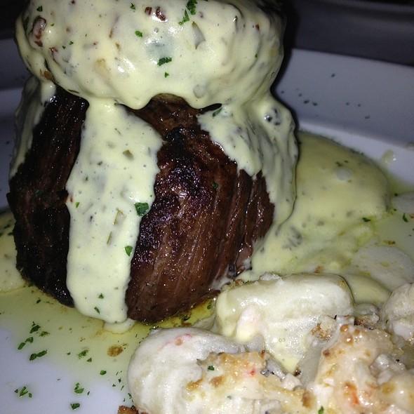 Filet Oscar - Mastro's Steakhouse - Chicago, Chicago, IL