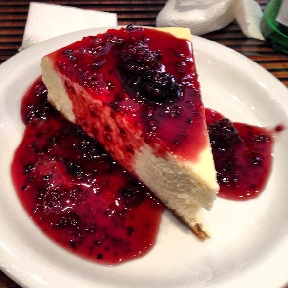 Cheesecake @ Z Deli Sanduíches