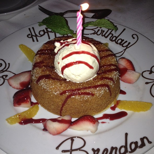 Buttercake - Mastro's Steakhouse - Chicago, Chicago, IL