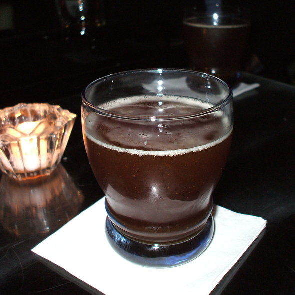 Chimay Ale @ Mollie Fontaine Lounge