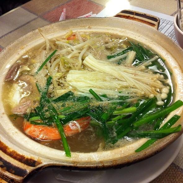 Over Bridge Rice Vermicelli Soup @ 滇味廚房