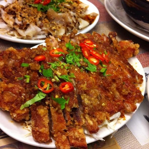 Pepper Fried Chicken @ 滇味廚房