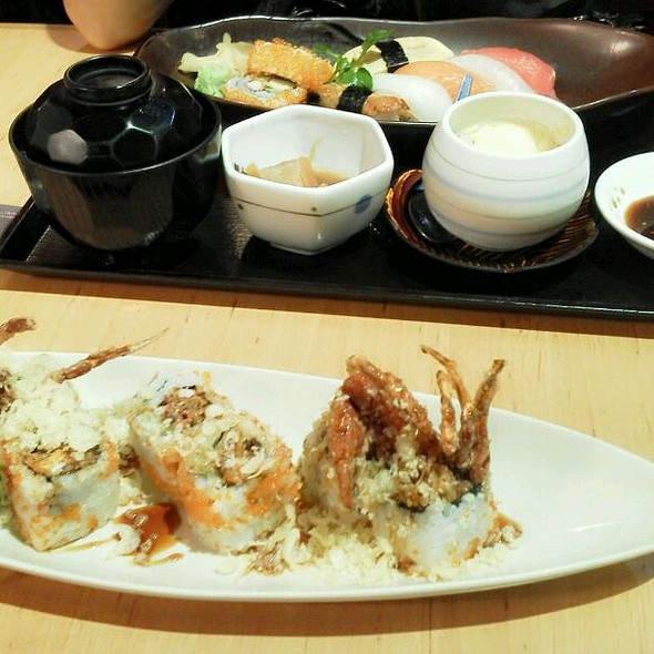 Spider Roll @ Fumi Japanese Cuisine Paragon
