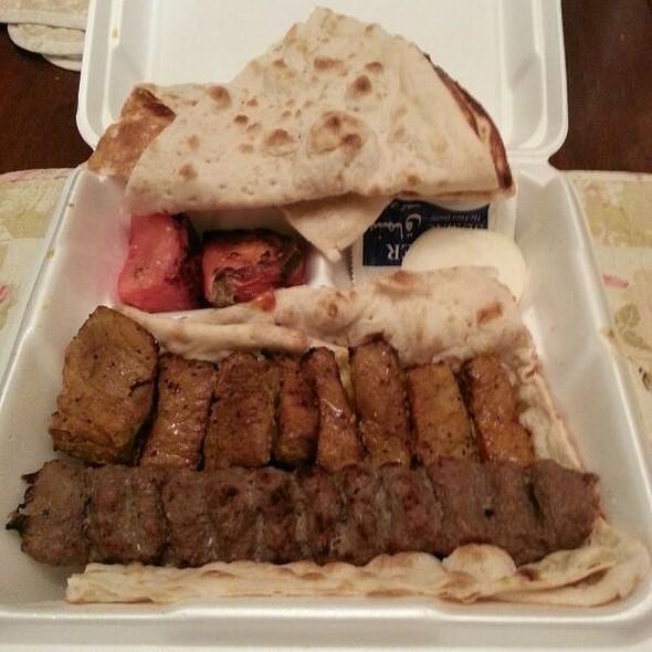 Soltani Kabob - Yekta Kabobi Restaurant, Rockville, MD