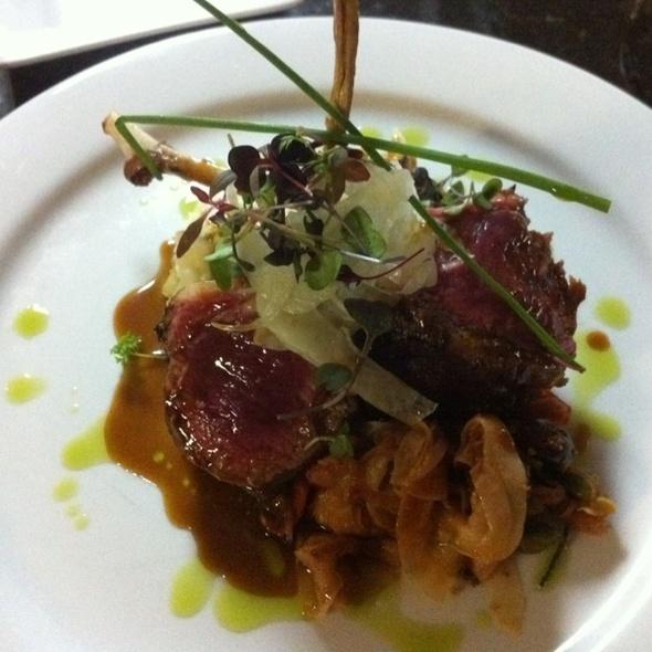 Lamb Provencal @ Formoli's Restaurant