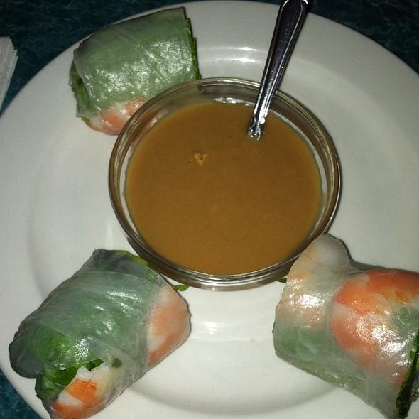 Spring Rolls @ Sunflower Authentic Vietnamese Restaurant