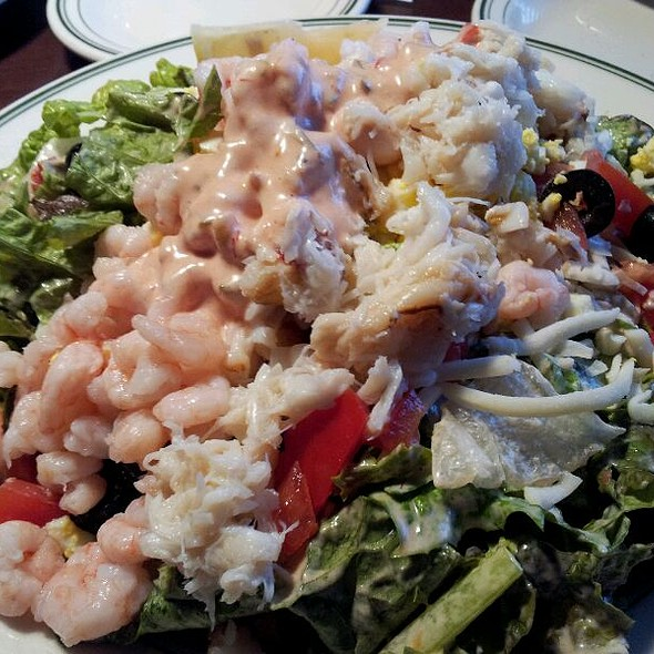 Foodspotting for Big fish woodinville