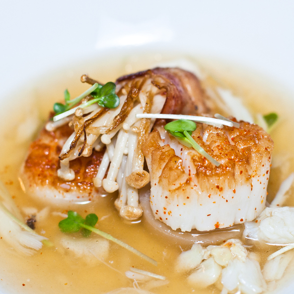Diver Sea Scallops @ Alembic