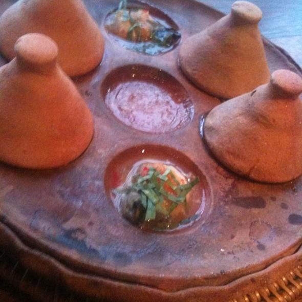 Oysters @ Hanuman