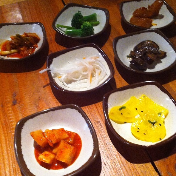 banchan time!  #korean