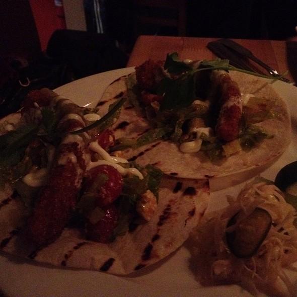 fish tacos @ Oyster Boy