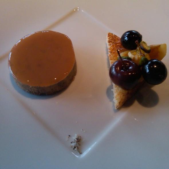 Fois gras @ Le Jules Verne