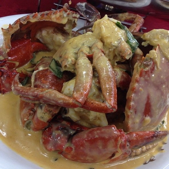 Butter Creamy Crabs