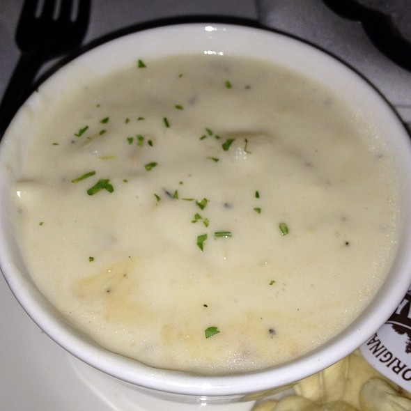 New England Clam Chowder - The Capital Grille - Milwaukee, Milwaukee, WI