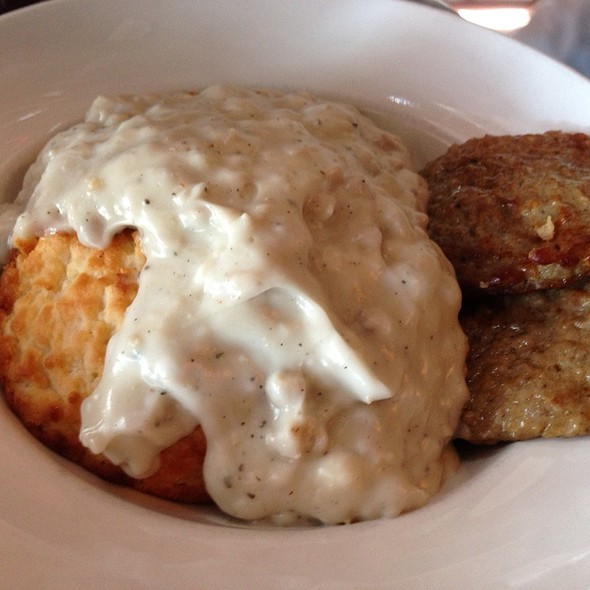 Biscuits and Gravy - Celebration Town Tavern, Celebration, FL
