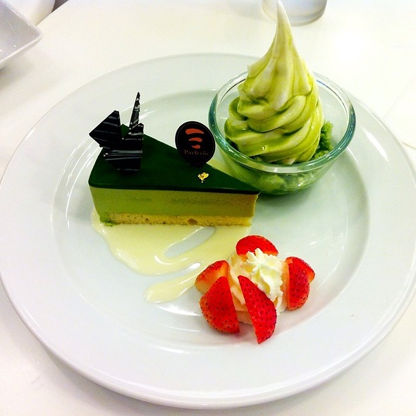 Matcha-O Set @ parferio@central world