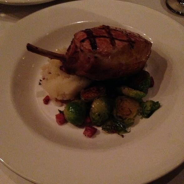 Cedar Brined Pork Chop - Aquitaine - Chicago, Chicago, IL