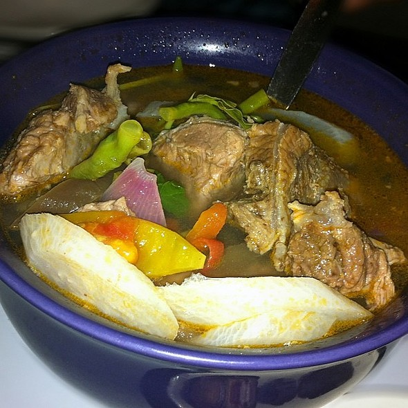 Beef Sinigang @ Home